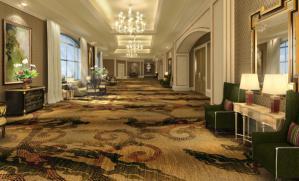 hospitality tufted carpet