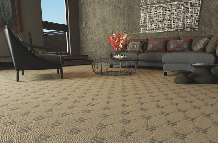 tile and carpet